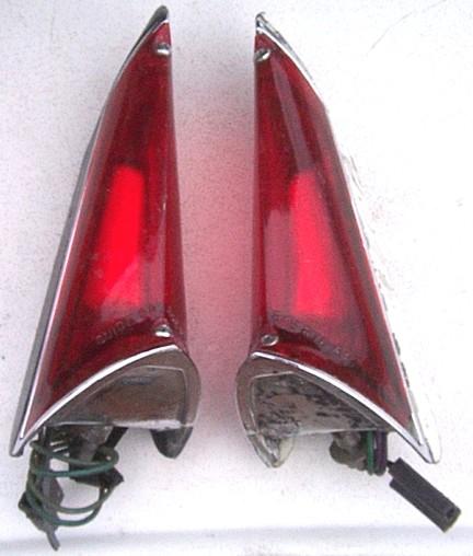1960 Thru 1969 Cadillac Lights And Light Assemblies