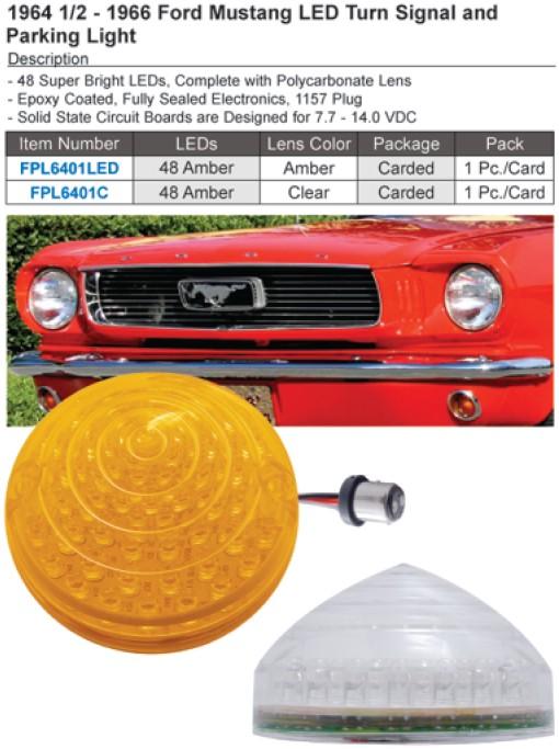 1964 1965 1966 Ford Mustang Tail Light Lens Gasket 64 65 66 Black Foam