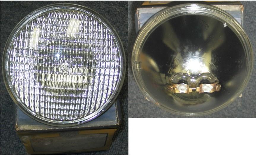 6 Volt Tractor Headlight Bulb : Automotive headlight bulbs and bulb sockets