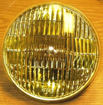 New 4415-A Amber 12 Volt Par36 Sealed Beam Fog Bulb Foglight Driving 4-1//2 4415a