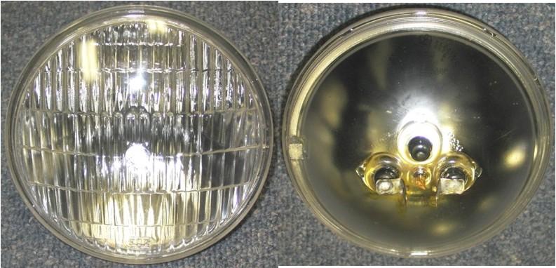 Guide Tractor Lights : Automotive headlight bulbs and bulb sockets